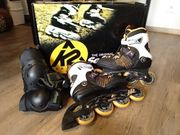 K2 Alexis Inline Skates Schonerset