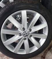 orig 17 Zoll VW Alufelgen