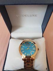 Armbanduhr für Damen Vipdeluxe Neu