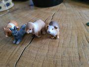 schleich Meerschweinchen Hamster Hase