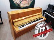 Klangvolles Weiss Klavier Made in