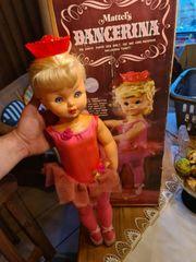 Mattel Dancerina Doll 1968