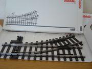 Modelleisenbahn-Spur 1