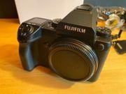 Fuji GFX 50 S Mittelformat