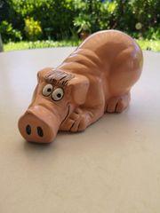 Verkaufe Sparschwein