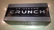 Subwoofer Crunch GTR