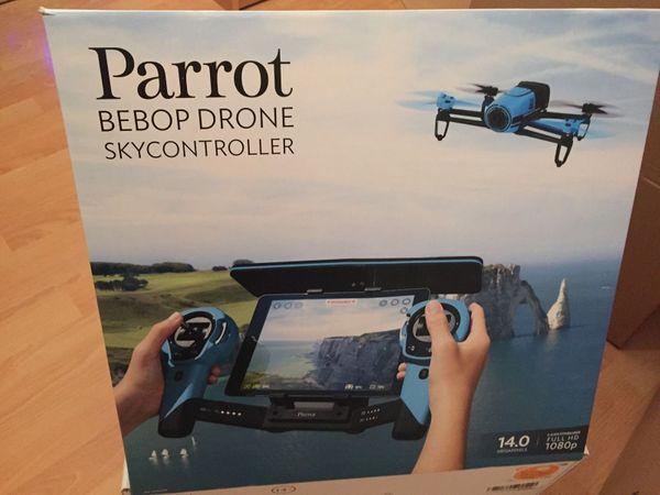 Parrot Bebop Drone Skycontroller Mega