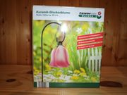 PowerTec Garden Marken Keramik Glockenblume