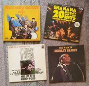 ENGLISCHE Vinyl-LPs der 60er 70erJahre