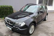 BMW X3 2 5 Benzin