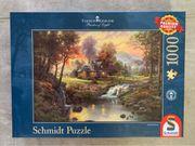 Puzzle - Thomas Kinkade