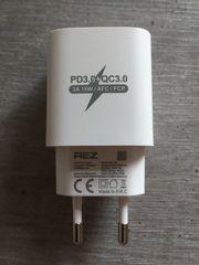 REZ Schnellladegerät Type-C IPhone