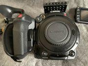 Canon EOS C200 4k Kinokamera