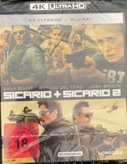 Sicario 1 2 Nur 4K
