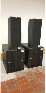 DB Technologies PA System