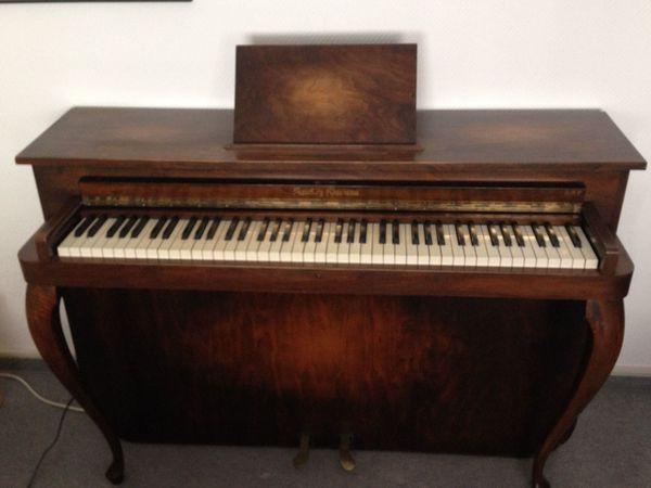 Klavier - Zeit für Hausmusik - gestimmt