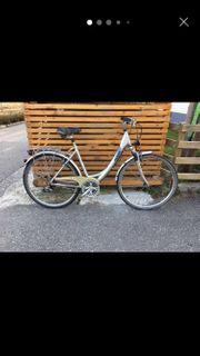 Fahrrad KTM Alu Rahmen 28