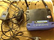 Linksys breibandrouter 2 4 ghz