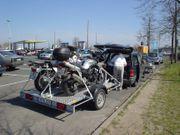 Anhänger für Motorräder