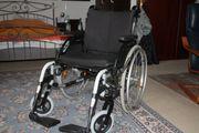Rollstuhl von Breezy
