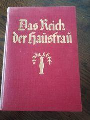 antikes Hauswirtschaftsbuch