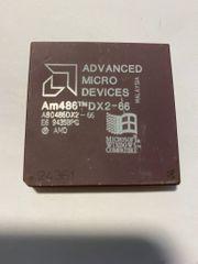 Retro Prozessor AMD Am486 DX2-66