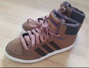 Adidas halbhohe Schuhe Gr 32