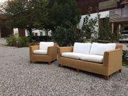 Hochwertige Gartenmöbel aus Platzmangel abzugeben