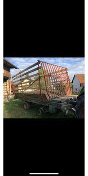 Ladewagen Steyr