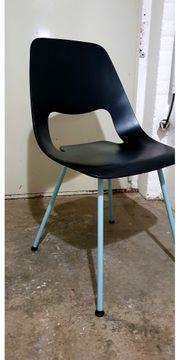 2x vitra jill tube chair