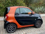 Smart forTwo passion 52kw Navi
