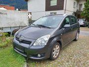 Toyota Corolla Verso 1 6VVT
