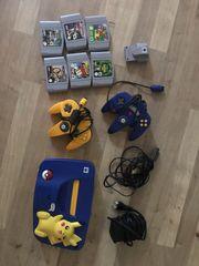 Nintendo 64 Pokemon Edition 2