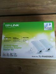 Internet Powerline Adapter NEU