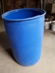 Kunststofffass Wasserfass Futter Regen Tonne