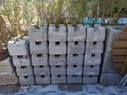 Unterkonstruktionssteine für Terrassen