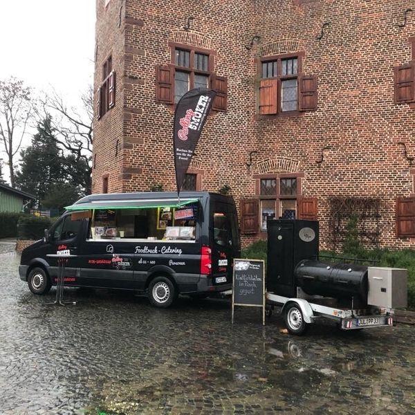Firmenfeier Abifeier Pulled Pork Geburtstag