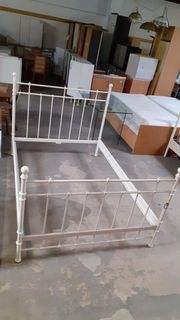 Metallbett 140x200 - HH06065