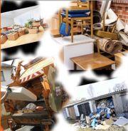 Entrümpelung Räumungen Sperrmüll Haushaltsauflösung