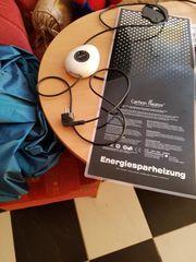Energiesparende Wasserbettheizung