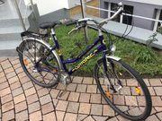 Damen Fahrrad von Corratec mit