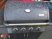 TAINO PRO RED Gasgrill Grillwagen