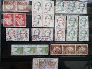 Briefmarken BRD Dauerserien