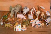 Zwanzig 20 tiptoi-Tiere von Ravensburger