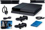 PS4 500GB Zubehör Preis Fest
