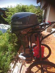 Yamaha 15 Ps Viertakt aussenboarder