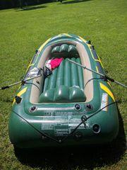 Vermiete Aufblasbares Schlauchboot 480kg Zuladung