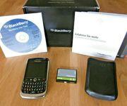 BlackBerry Curve 8900 Black Smartphone