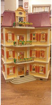 Playmobil Villa 4 stöckiges Haus