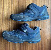 Geox Halbschuh Sneaker dunkelblau Größe